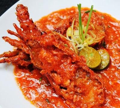 Resep Lobster Pedas Manis