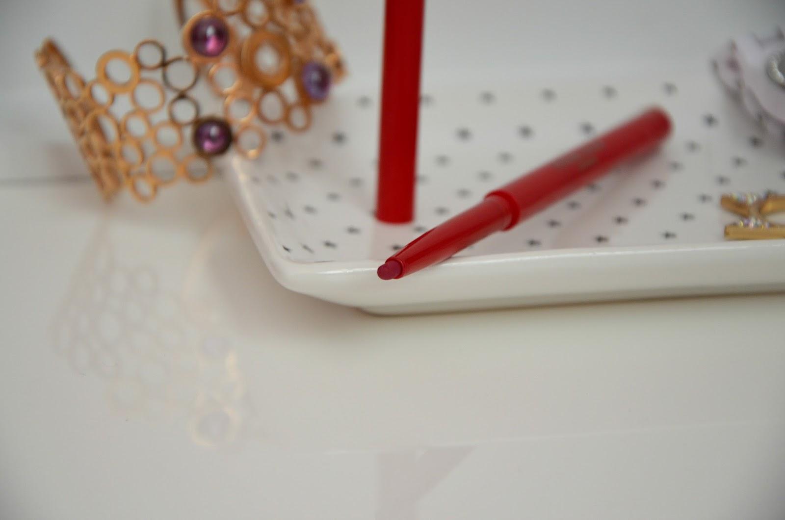 intense colour lip pencil