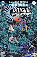 DC Renascimento: Batgirl e as Aves de Rapina #7