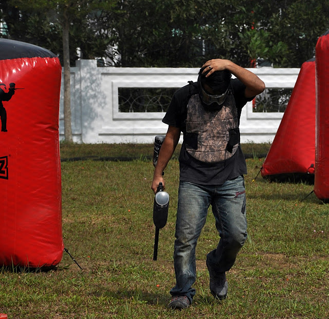 Paintball: The Losser