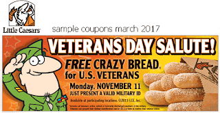 free Little Caesars coupons march 2017