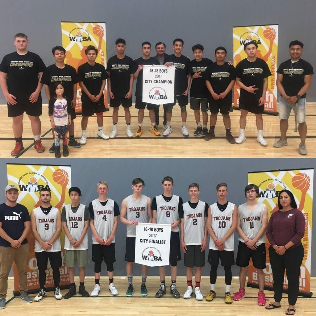 c2808b9f323 Winnipeg Minor Basketball 2017 Spring Season Wraps Up