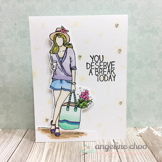 ScrappyScrappy: Coffee Lovers Fall Blog Hop with JLO Stamps and Unity Stamp - Pumpkin spice latte Brentwood Owl #scrappyscrappy #unitystamp #coffeelovers #card #stamp #cardmaking #coffee #copic