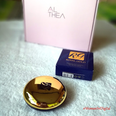 Royal Gold Foundation from Althea