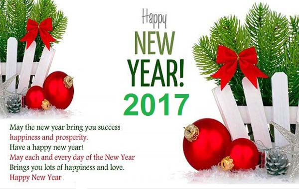 good night new year messages