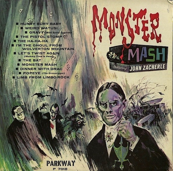 John Zacherle Monster Mash