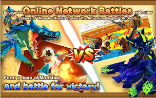 Monster Hunter Stories Apk Mod English v1.0.0 + Data for Android