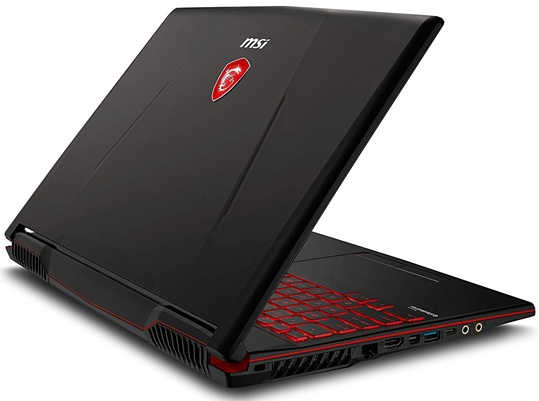MSI GL63 8RD-643XES: portátil gaming Core i7 con gráfica GeForce GTX 1050 Ti y disco SSD