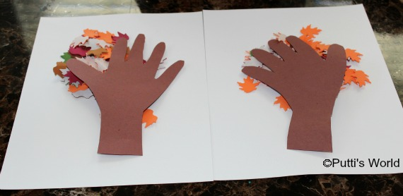 Fall Kids Crafts