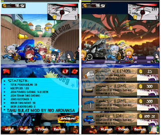 Game Tahu Bulat Mod Naruto Apk Terbaru 2016