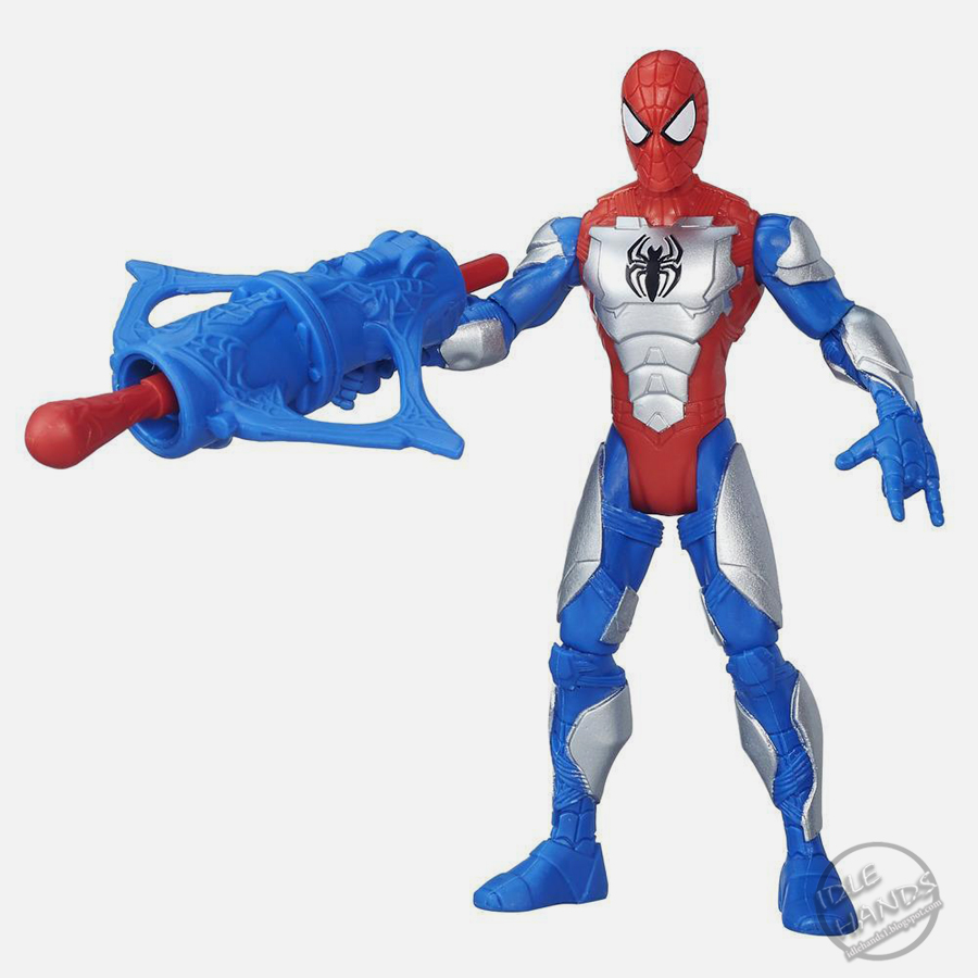 Idle Hands: Toy Fair 2016: Hasbro's Ultimate Spider-Man Vs ...
