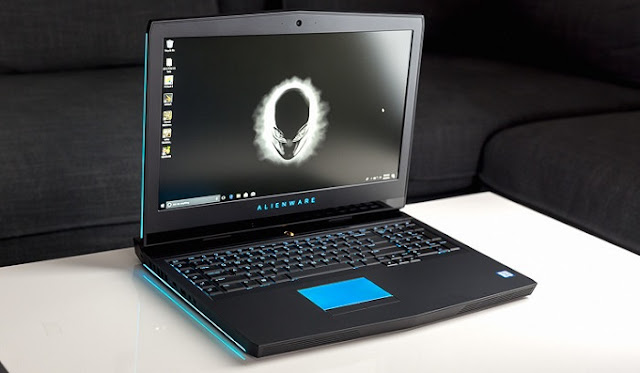 Laptop Gaming Terbaik - Alienware 17 R5