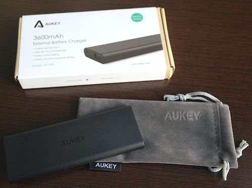 Bateria AUKEY, comprar bateria pra movil, powerbank para movil