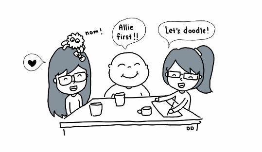 Doodle Meet Up