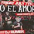 O El Amor Peforms Friday July 7th, 9PM