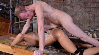 Face Down Twink Arse Up! – Sean Taylor & Justin Blaber