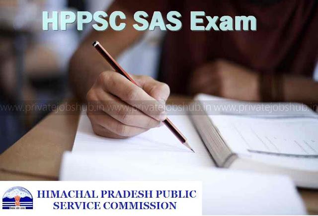 HPPSC SAS Exam