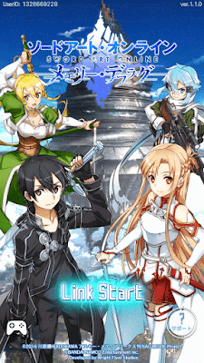 sao android game