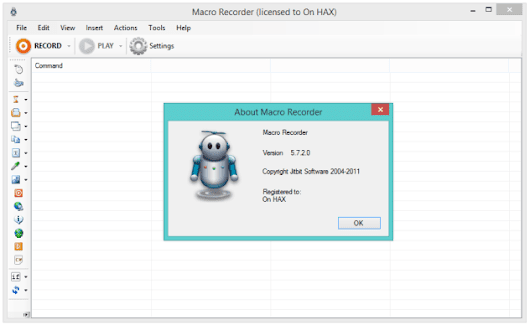 Jitbit Macro Recorder 5.7.4 Serial Keys are Here
