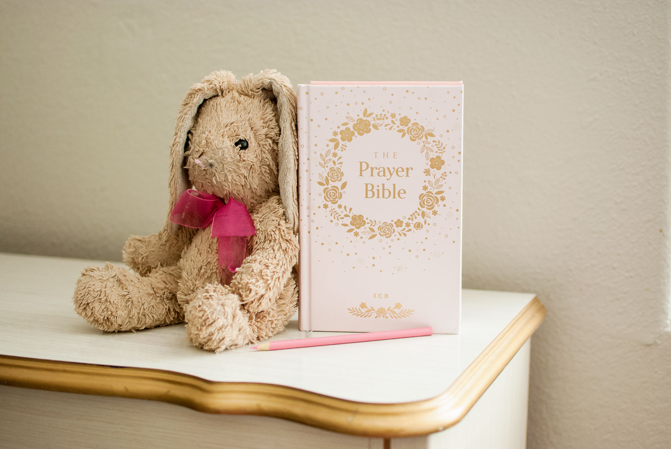 ICB Prayer Bible For Children Review and Giveaway #ICBPrayerBible