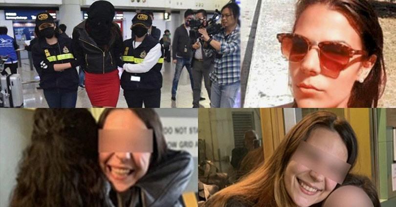 Αθώα η Ειρήνη - Το Μοντέλο που Συνελήφθη με 2,6 Κιλά Κοκαΐνη στην Κίνα