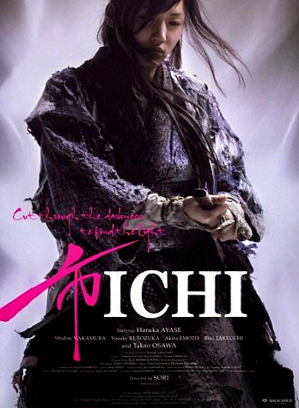 Ichi (2008) อิชิ ดาบเด็ดเดี่ยว