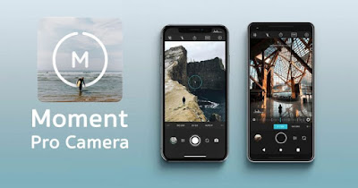 Moment Pro Camera Apk for Android (Paid)