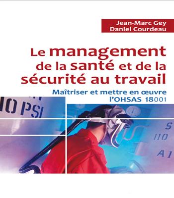 Le management de la santé et de la sécurité au travail maîtriser et mettre en oeuvre l'OHSAS 18001 PDF