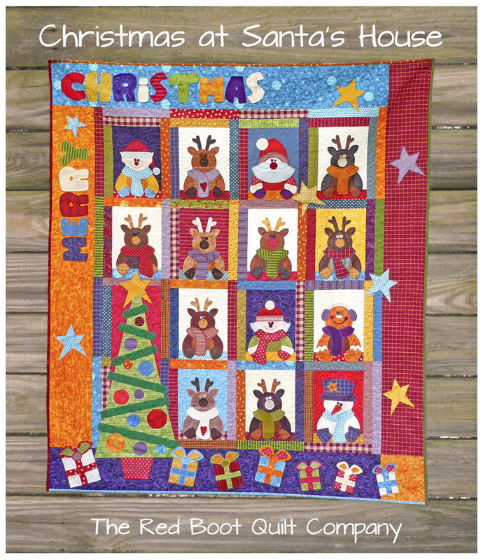 Spotlight on The Red Boot Quilt Company : australian quilts for sale - Adamdwight.com