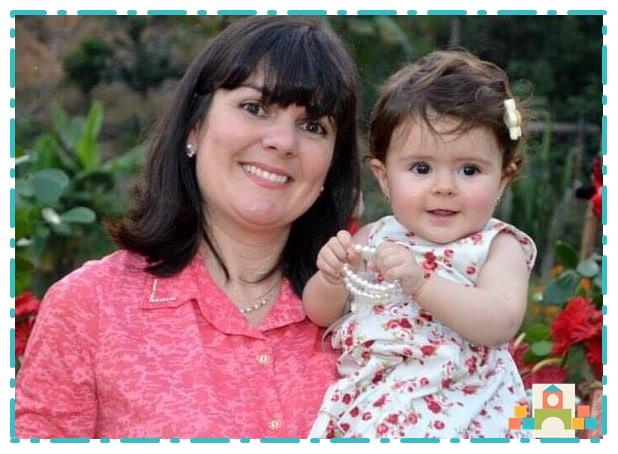 Geilza Alves e Joana para Mamãe Arquiteta