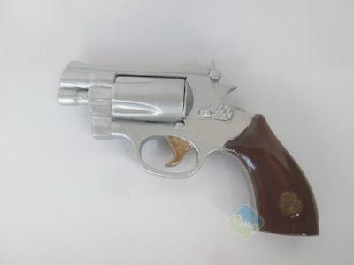 pebgrajin repilka senjata api