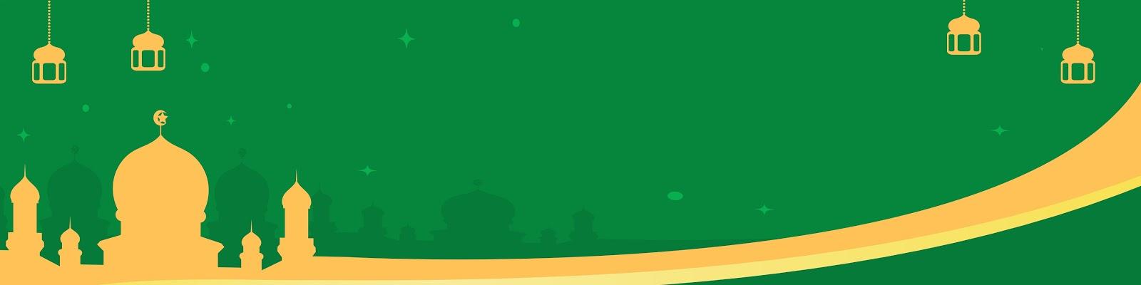 Unduh 640 Background Banner Lebaran Gratis Terbaik