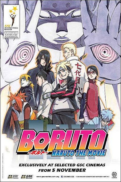 Boruto: Naruto the Movie (2015) Sinopsis