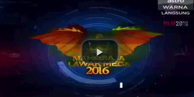 Tonton Online Maharaja Lawak Mega 2016 Minggu Ke-6