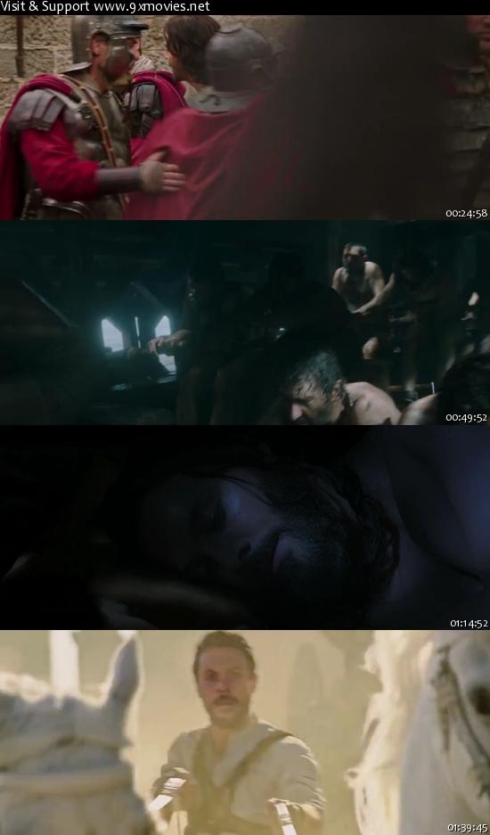 Ben Hur 2016 Dual Audio Hindi 480p BluRay