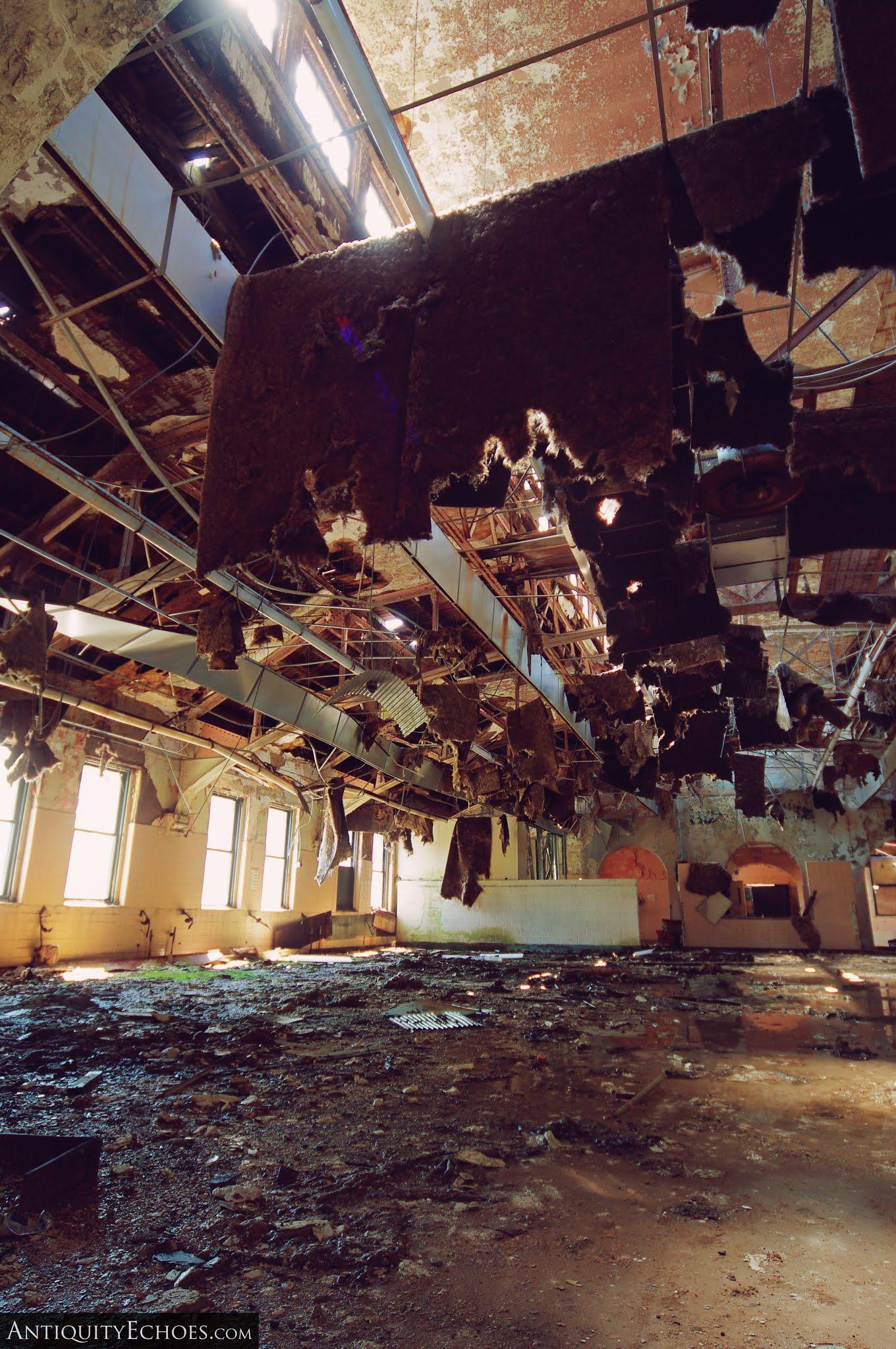 Overbrook Asylum - Cafeteria