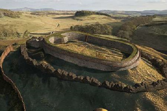 Digital app brings to life one of Scotland's key prehistoric settlement sites