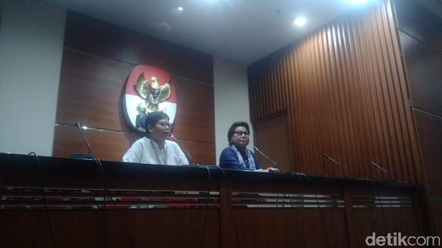 KPK Tetapkan Bupati Lampung Selatan Tersangka Suap