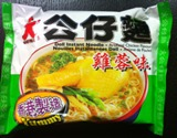 Doll Instant Noodle, Artificial Chicken Flavour Hong Kong