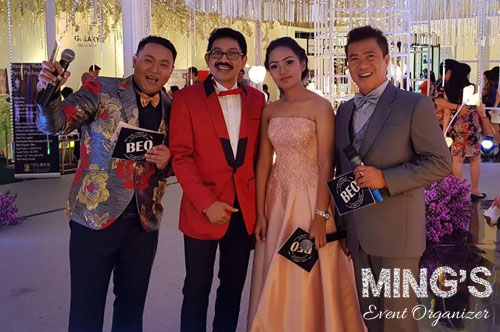 Mc Semarang - Ikapesta Wedding Expo A Million Dreams 2018 Hari 2