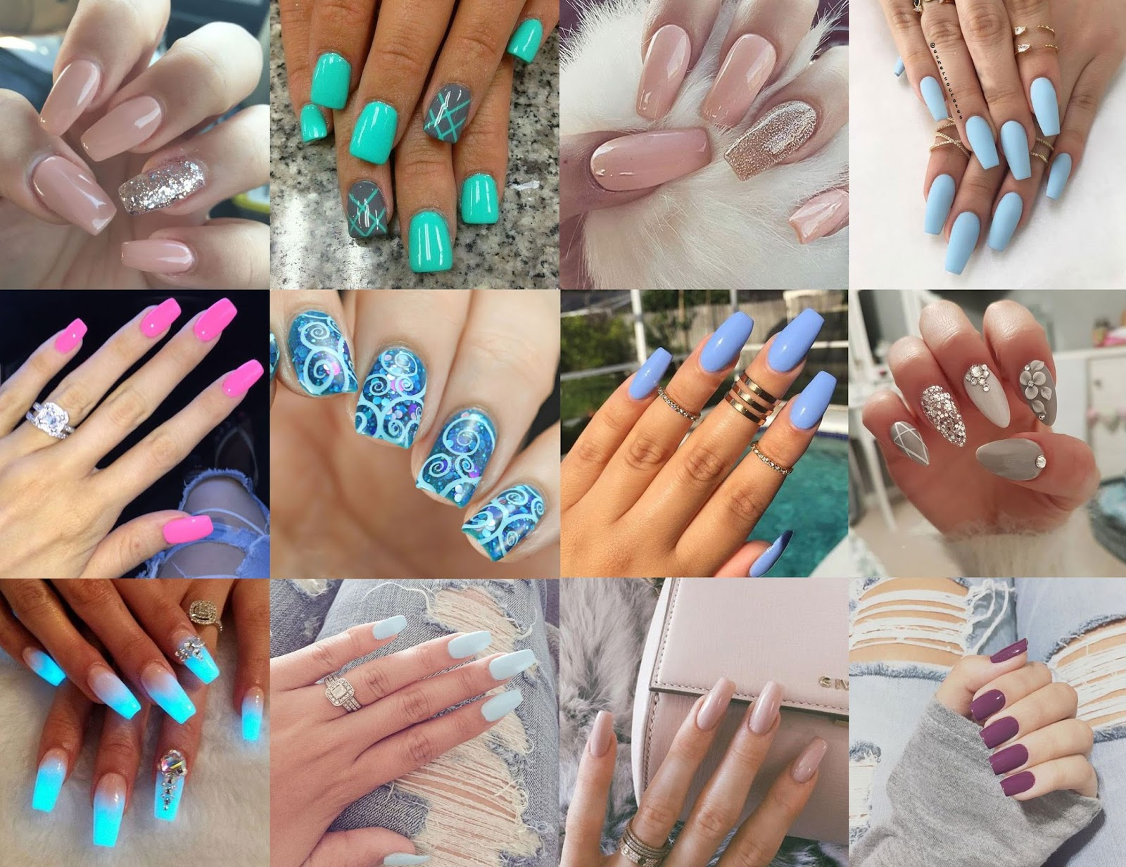 10 Best Ideas About Acrylic Nail Art for Nail Technicians