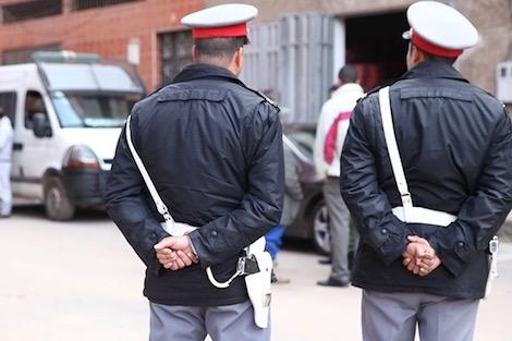 الجهوية 24 - إيقاف لص متخصص بسرقة المنازل بسيدي إبراهيم