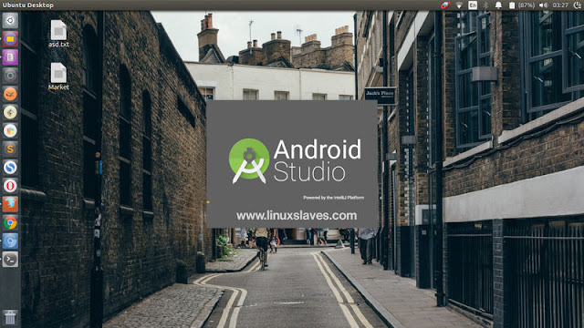 Install Android Studio in Ubuntu Linux 16.04 LTS and Derivatives
