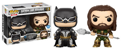 Justice League Movie ‪Retailer Exclusive ‬Pop! DC Comics Vinyl Figures by Funko