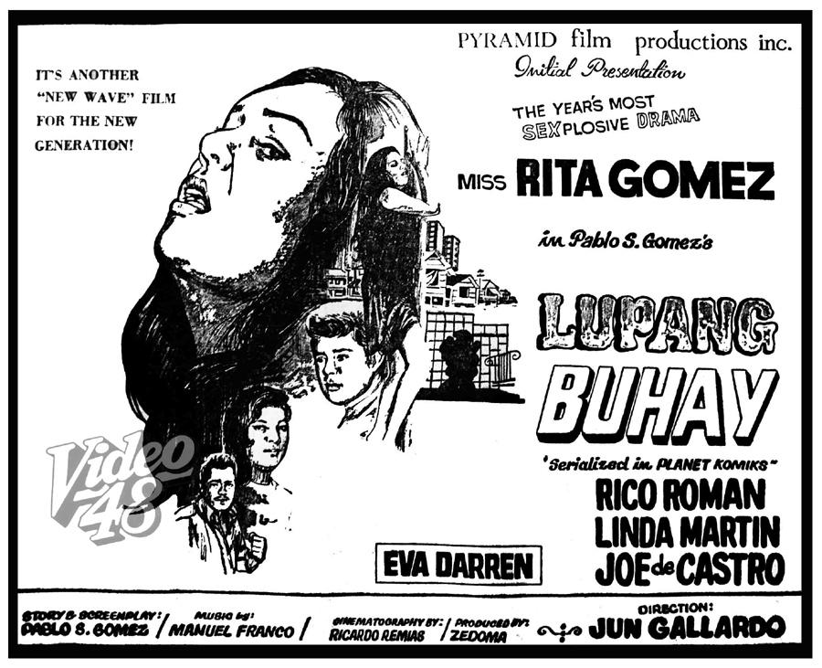 Video 48: THE SEVENTIES # 156: MISS RITA GOMEZ, RICO ROMAN