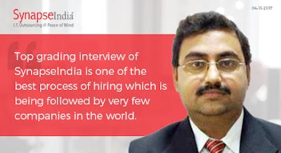 synapseindia recruitment: