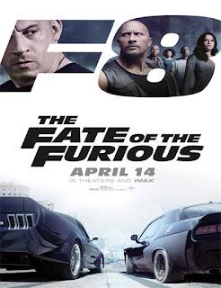 Fast & Furious 8 (Rápidos y Furiosos 8) (2017)