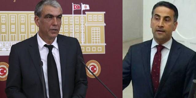 HDP'nin Urfa ve Muş vekilleri düşürüldü