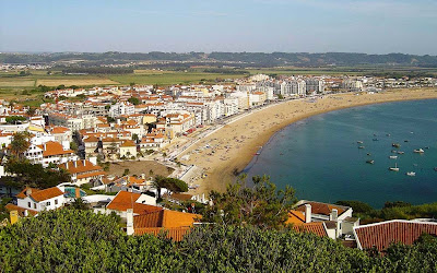 São Martinho do Porto – Portugal