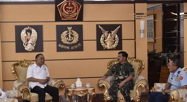 Panglima: TNI Dukung Program BNN